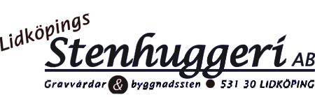 Gravsten i Stockholm Logotyp